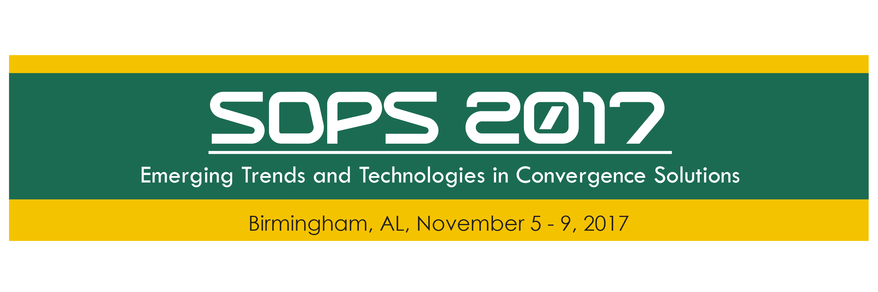 SDPS 2017 Conference